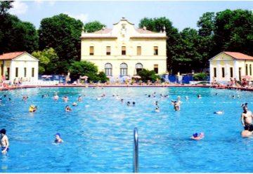 Agosto 2015 in piscina a Milano!