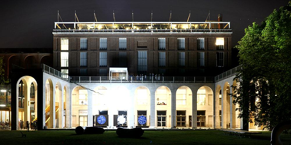 Eventi e locali a milano for Giardino triennale