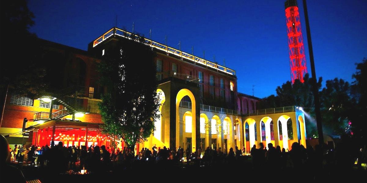 Mojo il giardino della triennale a milano for Triennale a milano