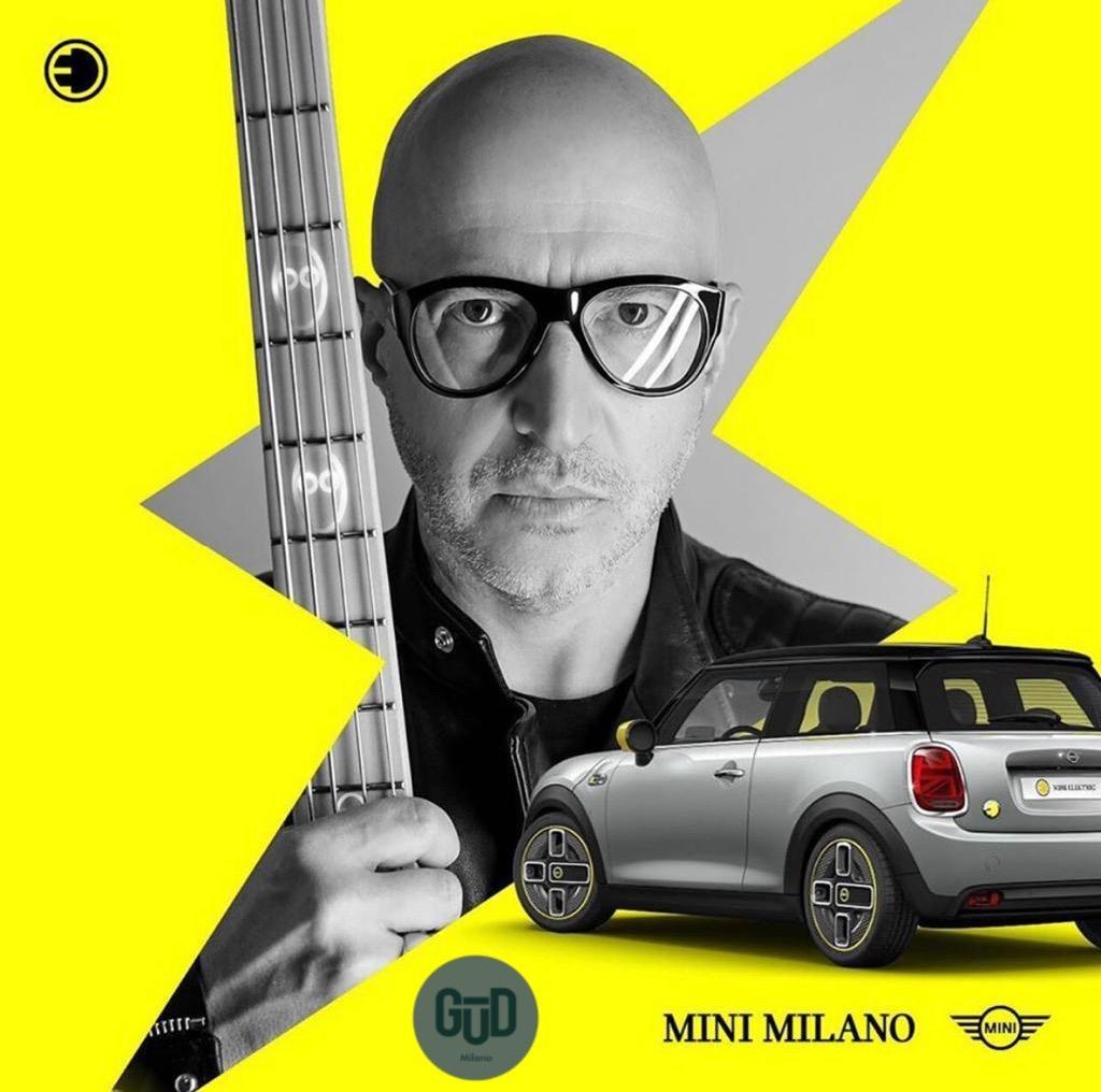 Evento Mini Milano e Gud con Saturnino