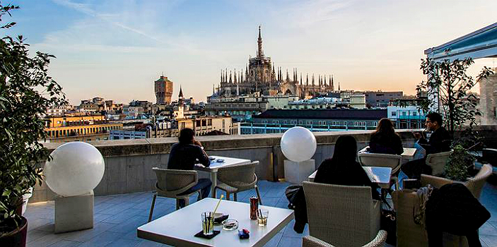 Stunning Aperitivo In Terrazza Milano Pictures - Casa & Design 2018 ...
