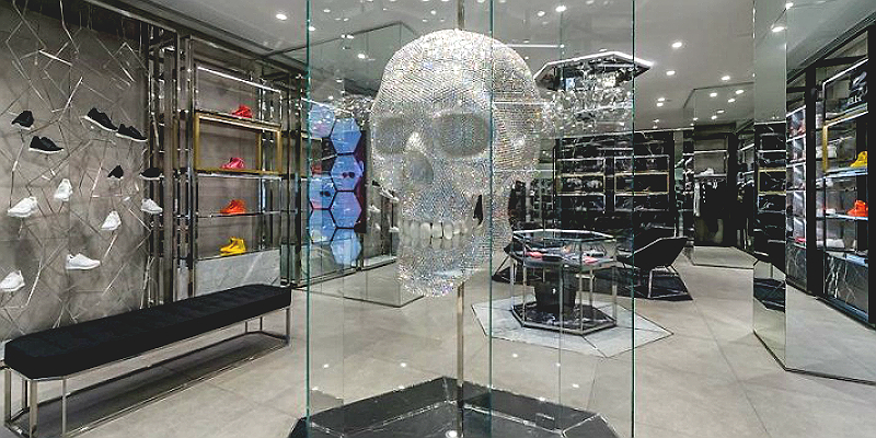 pretty nice 2689a 904f4 Philipp Plein & Plein Sport New Store Opening – MyMI.it