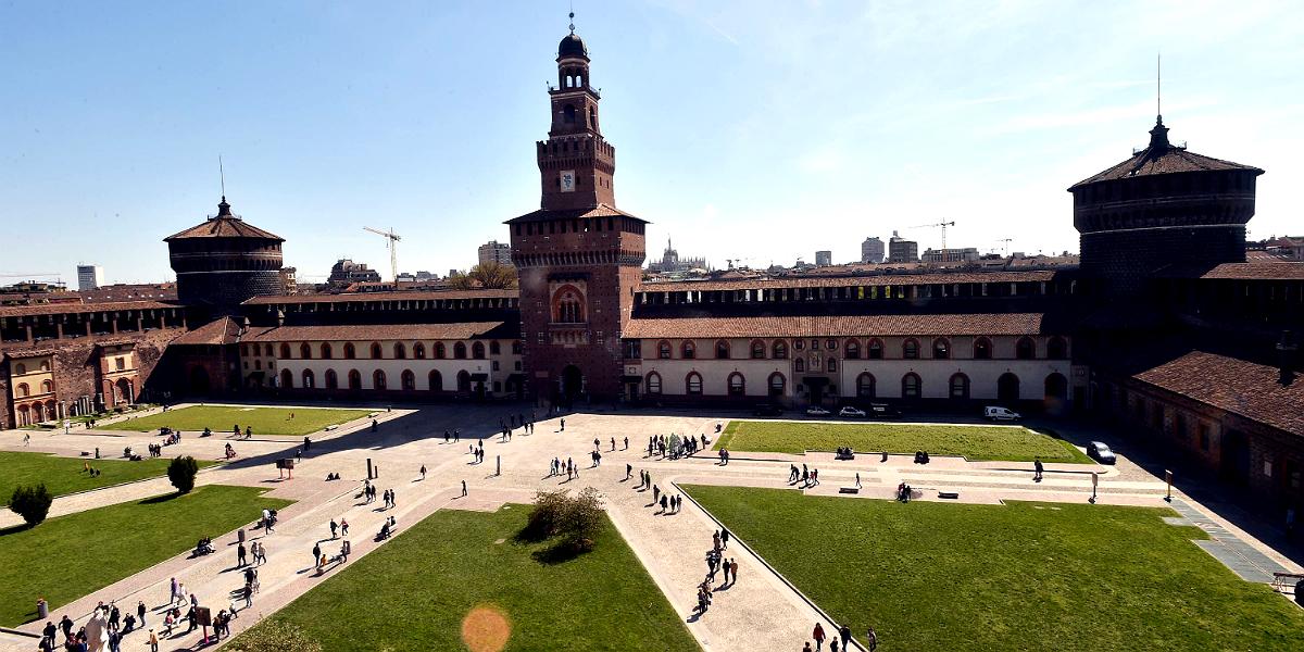 castello sforzesco musei civici