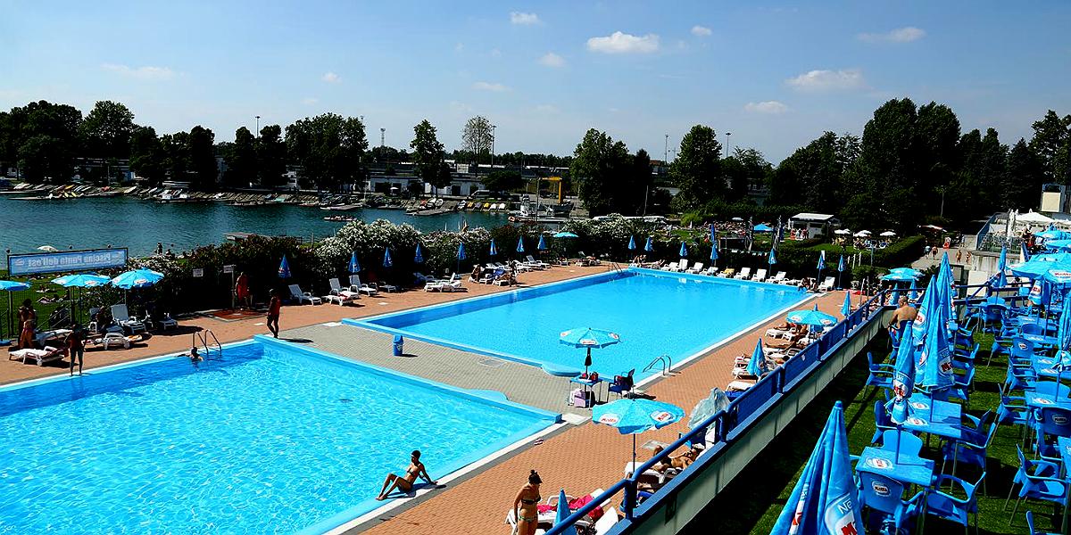 piscine punta dell est idroscalo
