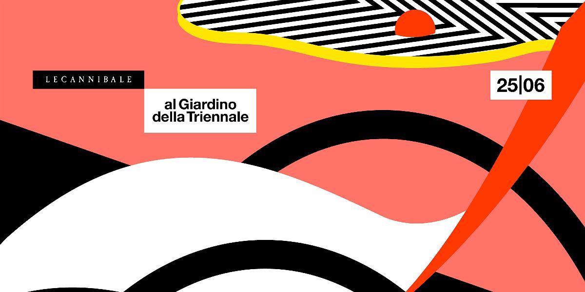 Le cannibale al giardino della triennale for Giardino triennale