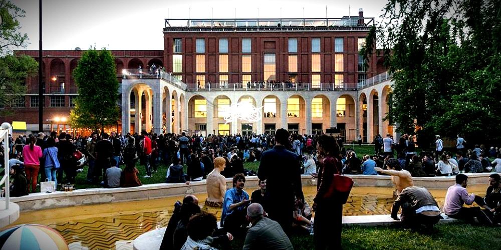 Il giardino dei visionari torna al giardino della for Giardino triennale
