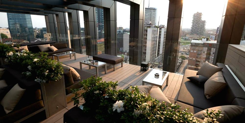 Beautiful Terrazza Dsquared Milano Pictures - Home Design ...