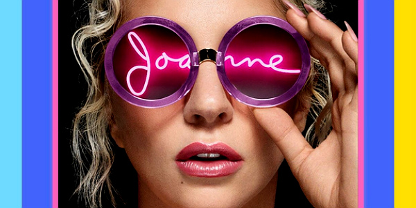 Lady Gaga album Joanne cover