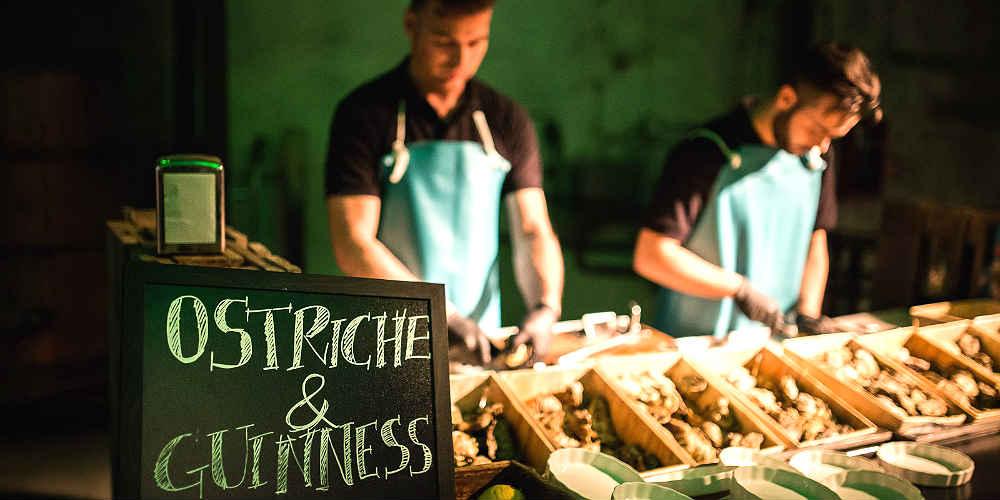 brunch irlandese