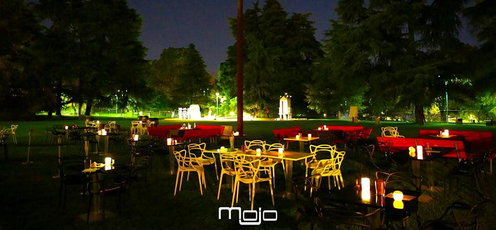 Mojo il giardino della triennale new season opening party for Giardino triennale