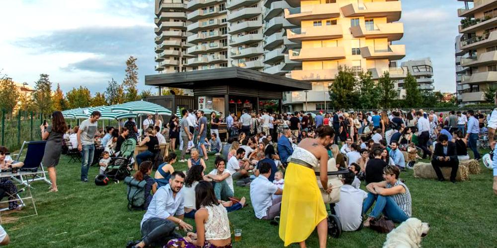 L\'aperitivo del mercoledì al GUD Milano CityLife – MyMI.it