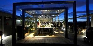 terrazze Milanesi: terrazza triennale