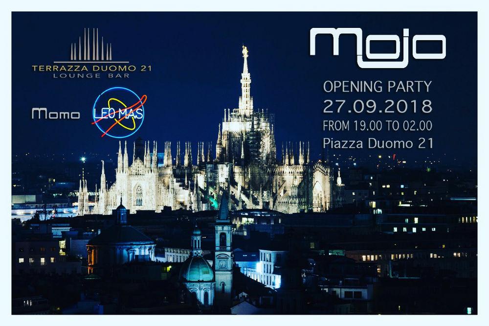 Mojo Terrazza Duomo 21 Opening Party Mymi It