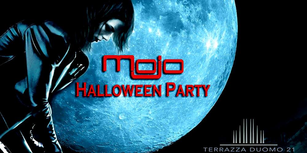 Mojo Terrazza Duomo21 Halloween Party Mymi It