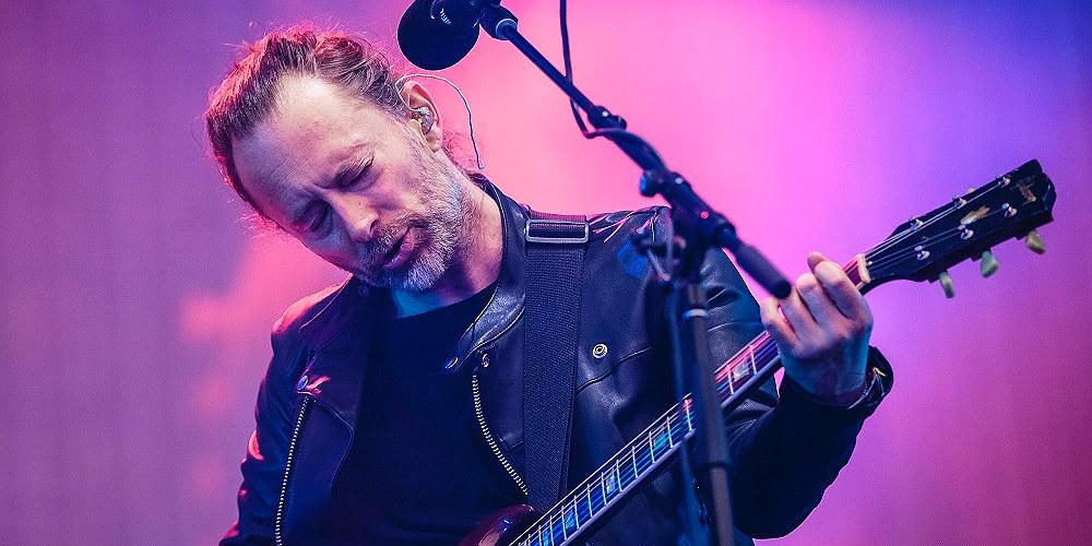 Thom Yorke al Milano Summer Festival 2020