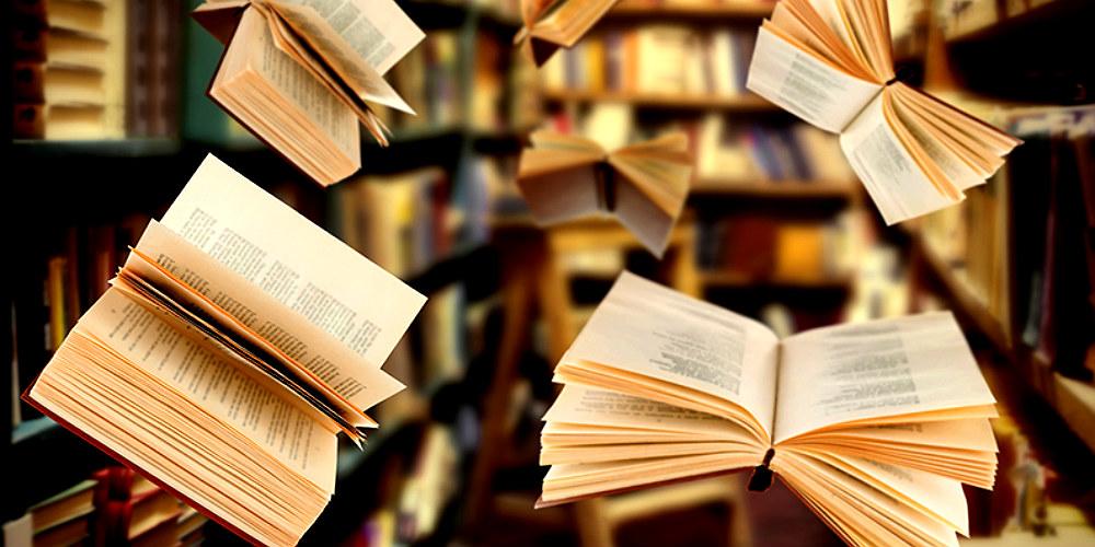 """Giornata Mondiale del Libro: """"Navigare tra i libri e le parole ..."""