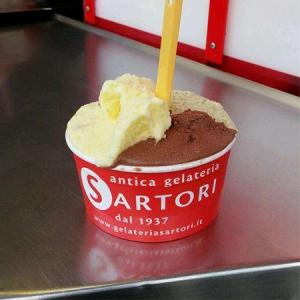 Migliori gelaterie di Milano Sartori