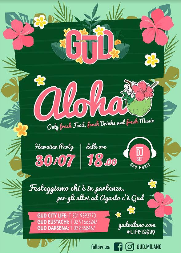 ALOHA Hawaiian Party