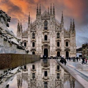 duomo di Milano facciata