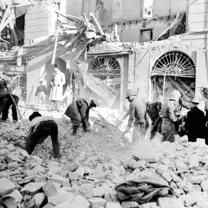bombardamenti su milano